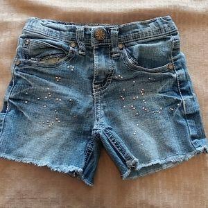 Girls shorts size 5